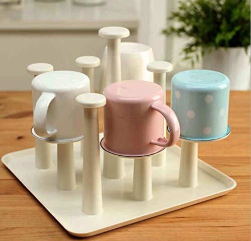 FashionMall Home Bathroom Coffee Tea Drinking Cup Mug Organi