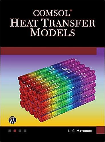 COMSOL Heat Transfer Models