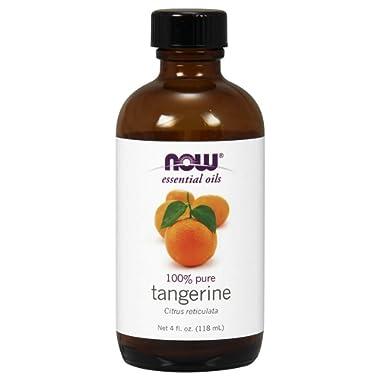 Now Essential Oils, Tangerine Oil, 4-Ounce