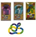 Tangle Jr. Original Fidget Toy, Set of 3
