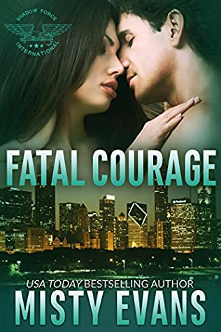 book cover of Fatal Courage