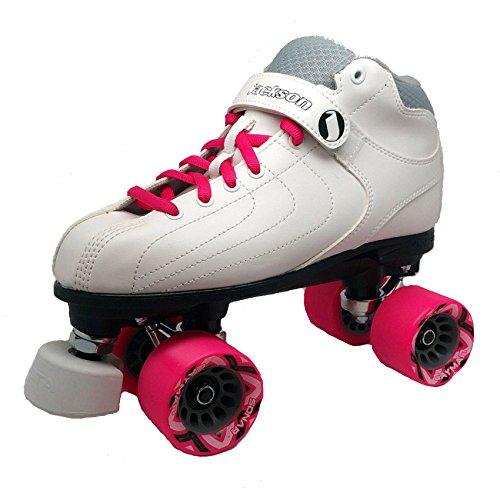 Phreakskate Cream Puff Quad Roller Speed Skate New for 2016 Sz7