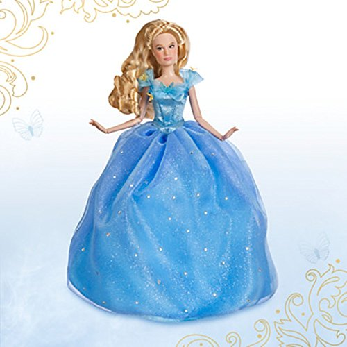 Disney Store Cinderella Film Collection Doll - Live