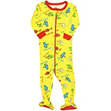Intimo Baby Infant Dr. Seuss One Two Fish Pajama Sleeper