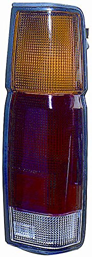 FANALE POSTERIORE DESTRO BIANCO ARANCIO ROSSO KING CAB DAL 01/1986 40cm 8 aftermarket