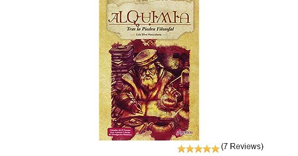 Alquimia - tras la piedra filosofal: Amazon.es: Luis Silva ...
