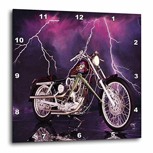 "3dRose LLC dpp_8332_3 Wall Clock, 15 by 15-Inch, ""Picturi..."