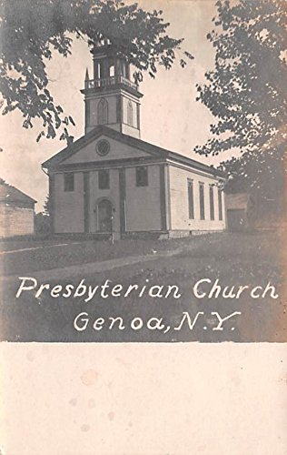 Presbyterian Church Genoa, New York ()