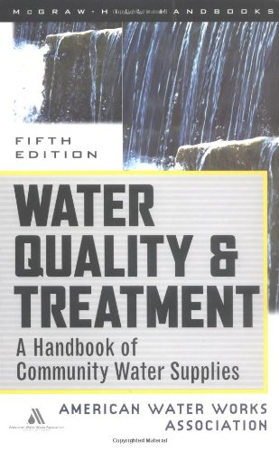 Water Quality & Treatment Handbook