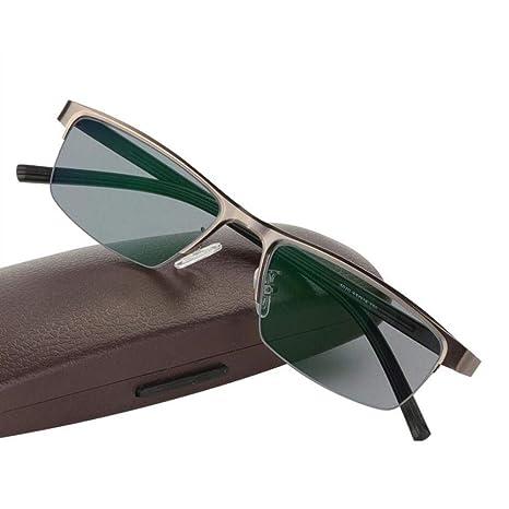 0caa3c0e20 yuriQQri Photochromic Reading Glasses Eyeglasses Color  Amazon.in   Electronics