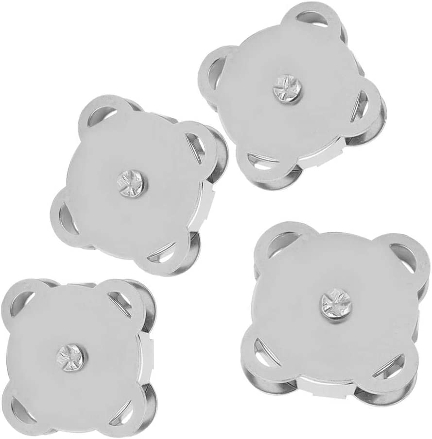 Bronze 18,5 mm HEEPDD 10 St/ücke 18,5 MM Magnetverschluss Druckkn/öpfe zum N/ähen Handwerk Geldb/örsen Taschen Kleidung Leder
