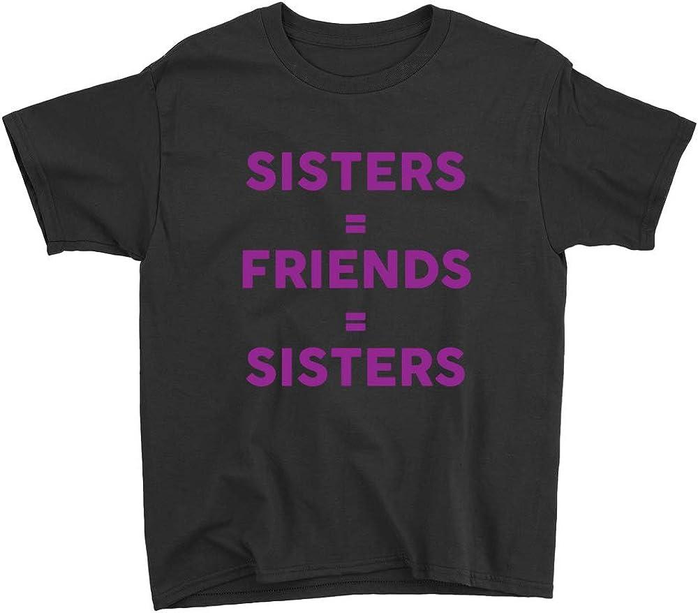 Venley Sisters Siblings Friends Youth T-Shirt