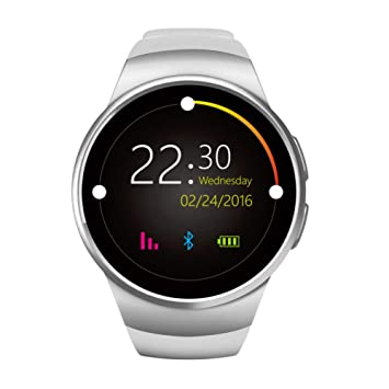 HCBZVN Pulsera Actividad, KW18 Smart Watch Android Heart ...