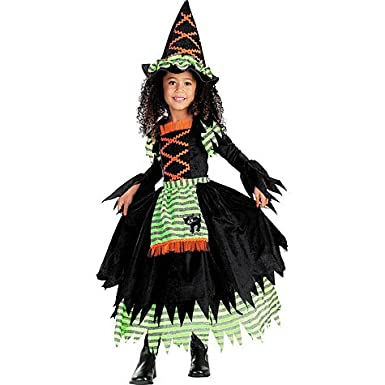 Amazon.com: Story Book Witch Costume: Clothing