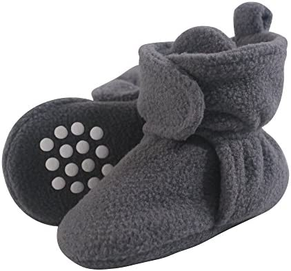 Luvable Friends Fleece Booties Bottom product image