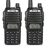 BaoFeng Pofung UV-82 Dual-Band 136-174/400-520 MHz FM Ham Two-Way Radio
