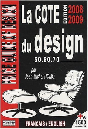 En ligne téléchargement gratuit La cote du design 1950, 1960, 1970 pdf ebook