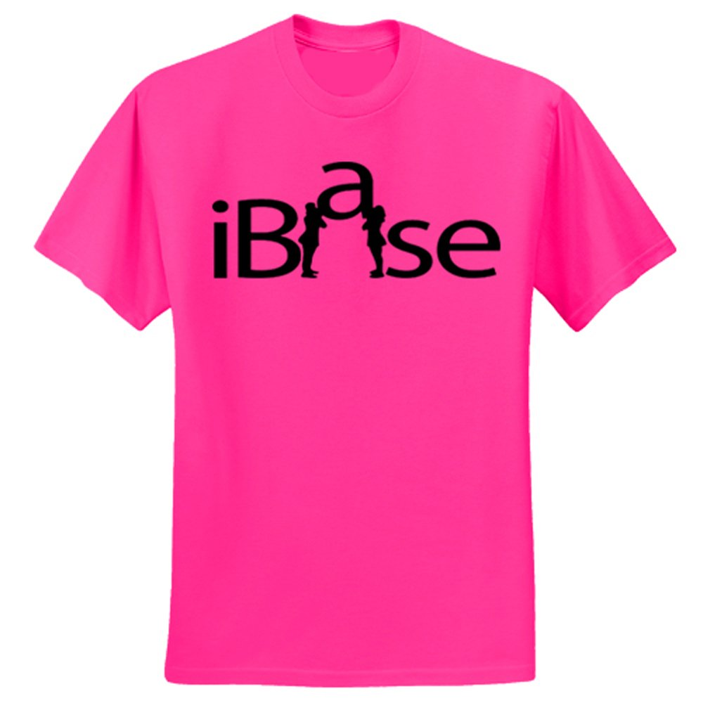 Chosen Bows Hot Pink iBase T-Shirt Cheer Factory JB-86QS-95YN