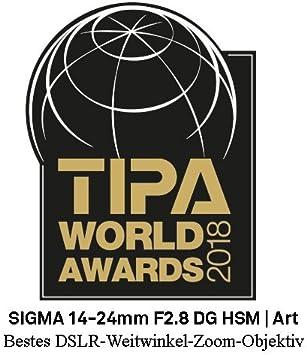 Sigma 14 24mm F2 8 Dg Hsm Art Objektiv Für Sigma Kamera