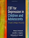 Despite the availability of effective treatments for child and adolescent depression, relapse rates in this population remain high. This innovative manual presents an evidence-based brief therapy for 8- to 18-year-olds who have respond...