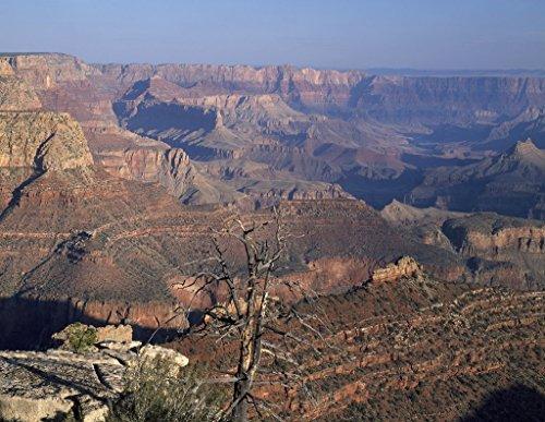 Grand Canyon Village, AZ Photo - View of the Grand Canyon from the South Rim, Grand Canyon Village, Arizona - Carol Highsmith (Grand Canyon South Rim Grand Canyon Village)