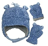 N'Ice Caps Little Boys and Baby Sherpa Lined Fleece