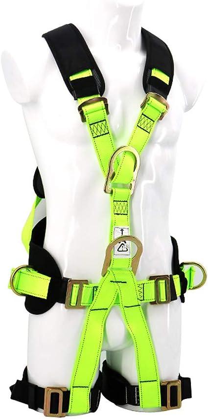 Arnés de Seguridad para protección contra caídas de Alta altitud ...