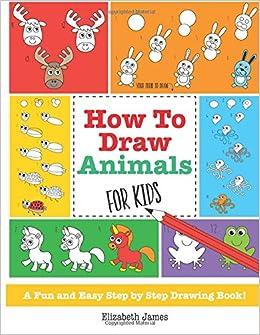 how to draw animals book amazon