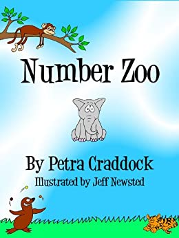 Number Zoo by [Craddock, Petra]