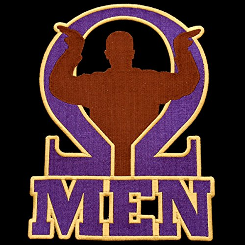 omega psi phi fraternity patches - 5