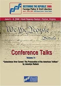 Restoring the Republic 2008 - DVD Volume 11: Jesselyn Radack