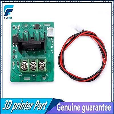 AiCheaX MOSFET Módulo MOSFET para Impresora 3D HA210N06 para CR-10 ...