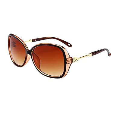 Zhuhaixmy Retro Frau Kurzsichtigkeit Großer Rahmen Sonnenbrille Shades Brillen Sonne schützen Brille lMLsVEtYX
