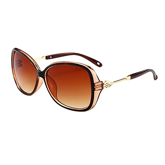 Deylaying Classique Femme Myopie Grand cadre Des lunettes de soleil Nuances  Lunettes Sun Protect Des lunettes a7aa6736e96e