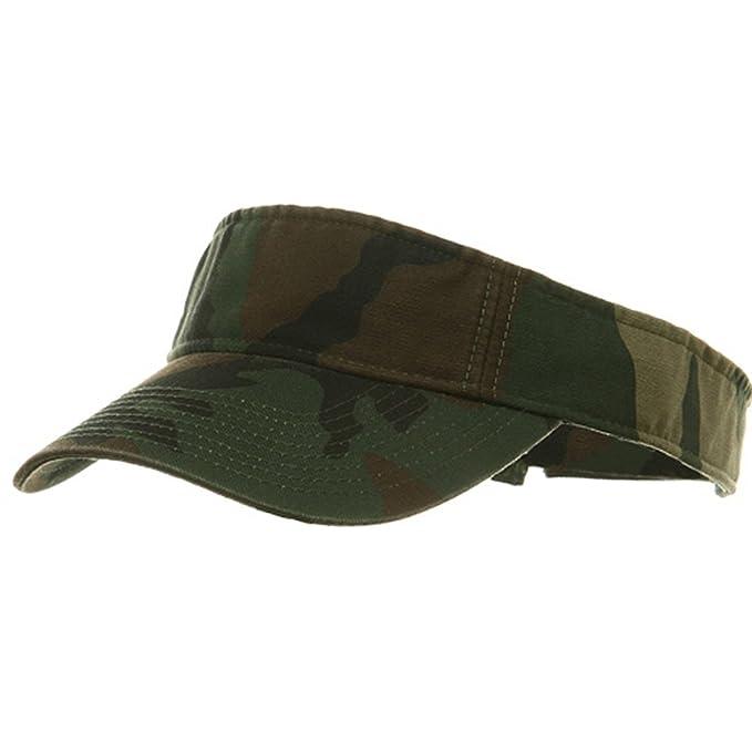 Amazon.com: Militar Viseras, talla única , Camo: Clothing