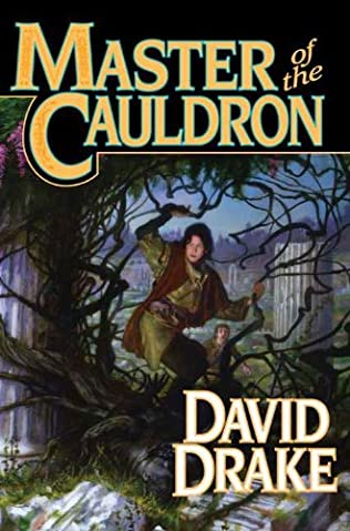 book cover of Master of the Cauldron