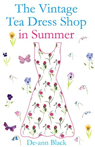 book cover of The Vintage Tea Dress Shop in Summer