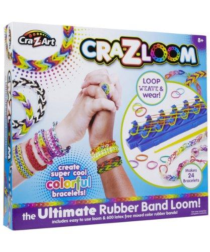 [Cra-Z-Art Cra-Z-Loom Bracelet Maker Kit] (Hottest 12 Year Old Girls)