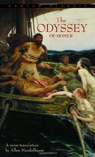 The Odyssey of Homer (Bantam Classics)