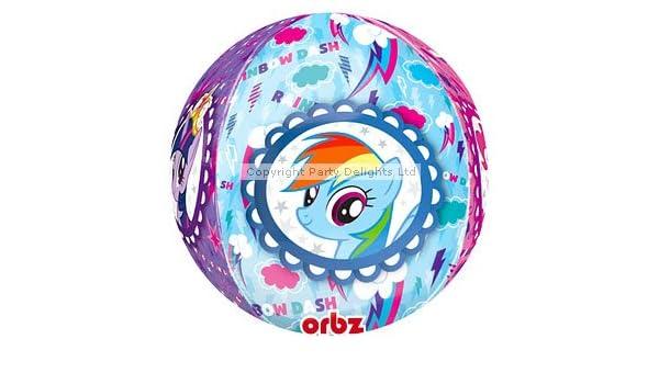 Mi pequeño Pony globo de Orbz - 25 larga duración: Amazon.es ...
