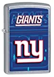 Personalized Zippo Lighter NFL New York Giants - Free Laser Engraving