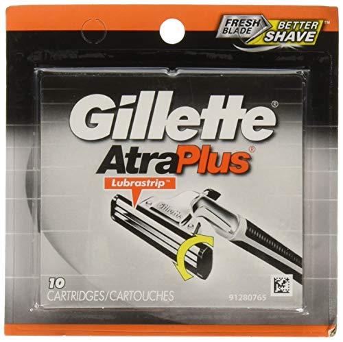 Gillette Atra Plus - 10 Cartridges