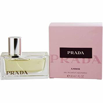 5ee469a3 Prada Amber By Prada For Women. Eau De Parfum Spray 1-Ounce
