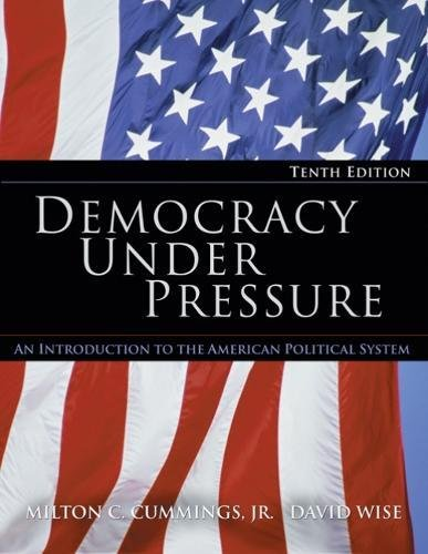 Democracy Under Pressure (with PoliPrep) (Available Titles CengageNOW)