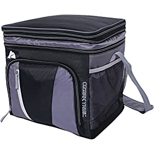 Amazon Com Ozark Trail 24 Can Expandable Top Soft Sided