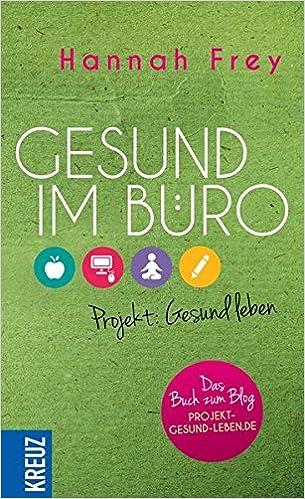 Cover des Buchs: Gesund im Büro