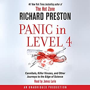 Panic in Level 4 Audiobook
