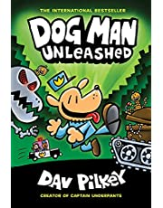 Dog Man Unleashed: A Graphic Novel (Dog Man #2): From the Creator of Captain Underpants, 2