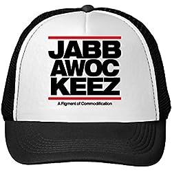 Cotton Trucker Mesh Hat Jabbawockeez Tour 2016 popular Adjustable Sun Cap For Men Women