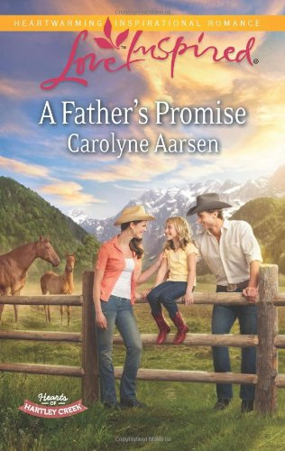 book cover of A Father\'s Promise